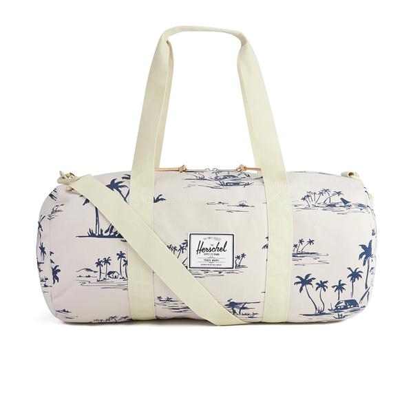 c9b86967c1e4 Herschel Sutton Mid-Volume Sun Up Duffle Bag - Cream Womens ...