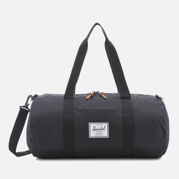 Herschel Supply Co. Men s Sutton Mid-Volume Duffle Bag - Black  Image 1 c425a3d9d90bf