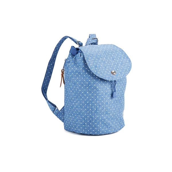 83bb35d0f3 Herschel Supply Co. Little America Backpack - Black. £95.00. Previous.  Herschel Women s Reid Polka Dot Crosshatch Backpack - Light Blue  Image 2