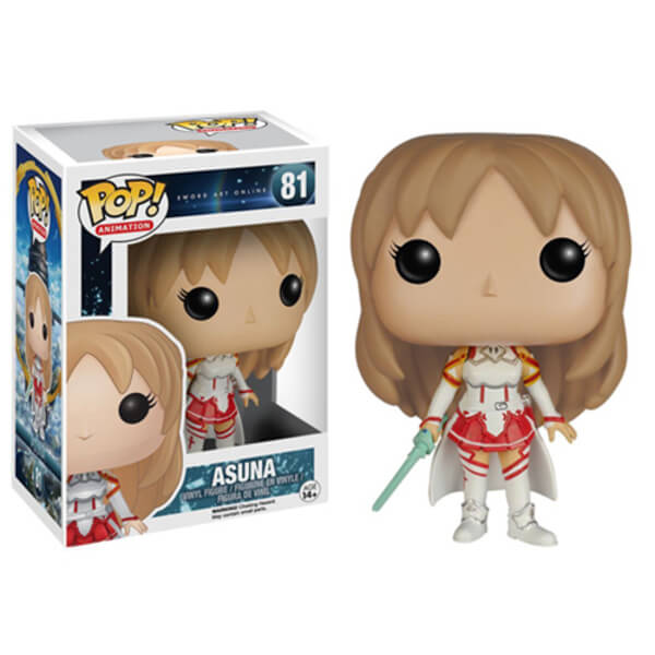 Sword Art Online Asuna Funko Pop! Figur
