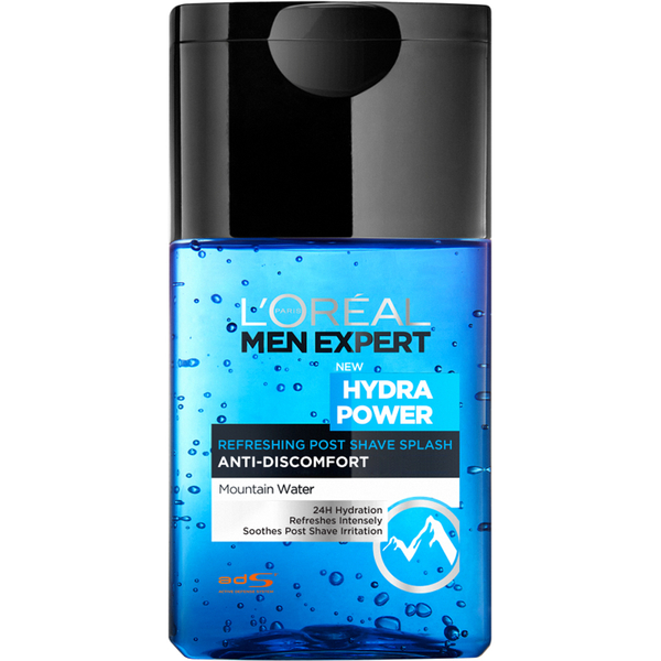 Gel après rasage hydratant Men Expert Hydra Power de L'Oréal Paris