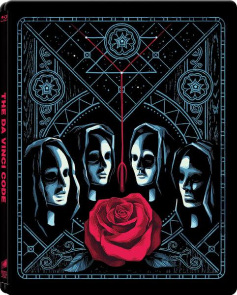 Da Vinci Code - Steelbook d'édition limitée exclusive Zavvi