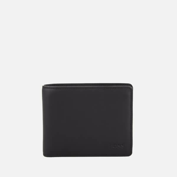 BOSS Men's Asolo Leather Wallet - Black