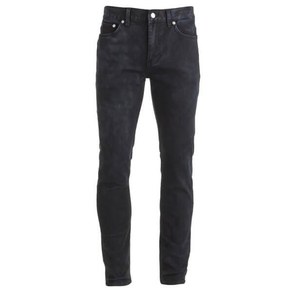 BLK DNM Men's Jeans 25 Skinny Fit Jeans - Manor Black