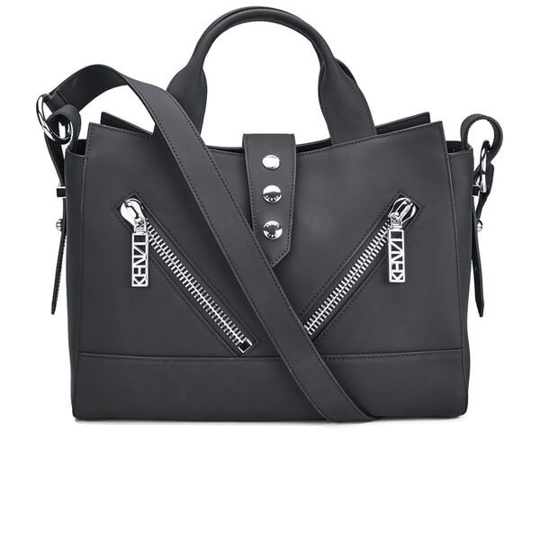 KENZO Women's Kalifornia Medium Tote Bag - Black