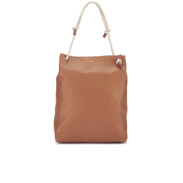 Paul Smith Accessories Women's Medium Paper Tote Bag - Tan
