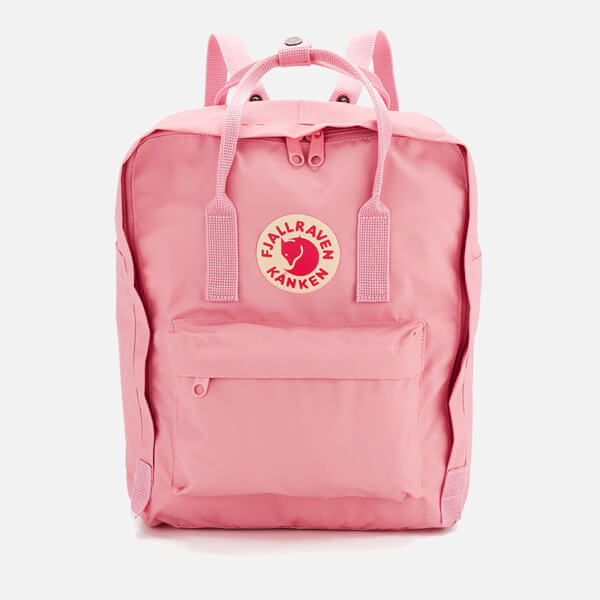 82f54b8f494c0 Fjallraven Women s Kanken Backpack - Pink  Image 1