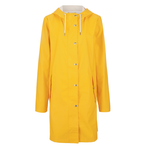Samsoe & Samsoe Women's Stala Jacket - Gold Fusion