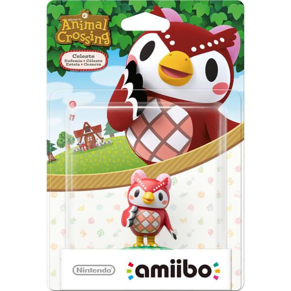 Celeste amiibo (Animal Crossing Collection)