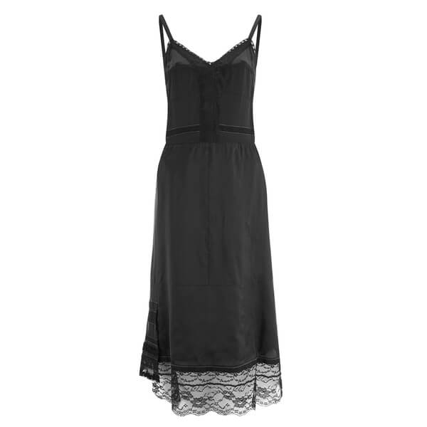 Marc by Marc Jacobs Women's Slip Dress - Black