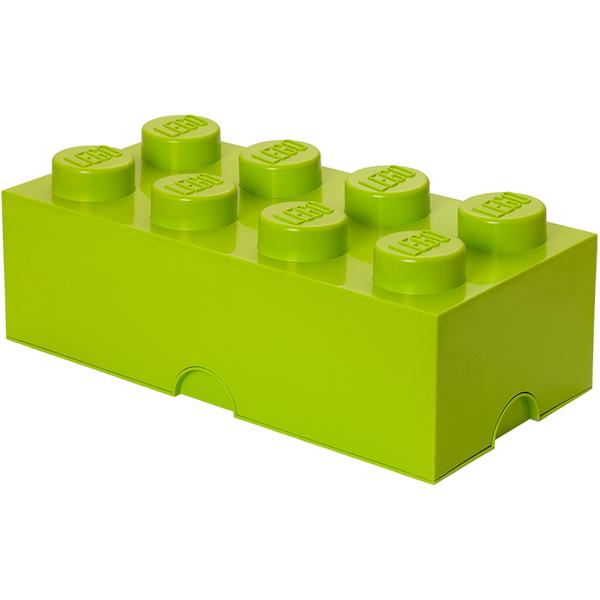 LEGO Storage Brick 8 - Light Green