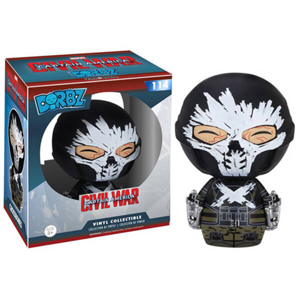 Marvel Captain America Civil War Crossbones Dorbz Action Figure