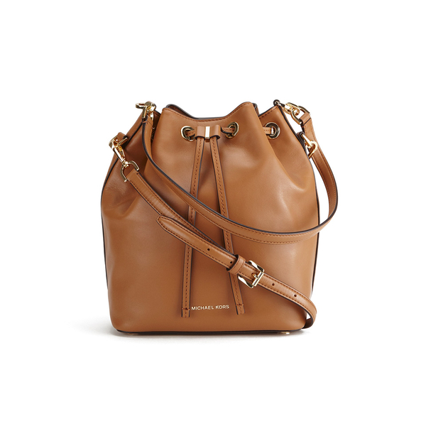 Michael Kors Women S Dottie Large Bucket Bag Acorn Image 1