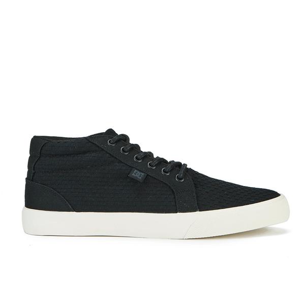 DC Shoes Men's Council Mid TX SE Trainers - Black: Image 1