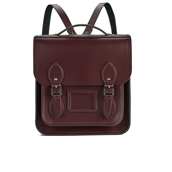 The Cambridge Satchel Company Women's Small Portrait Backpack - Oxblood