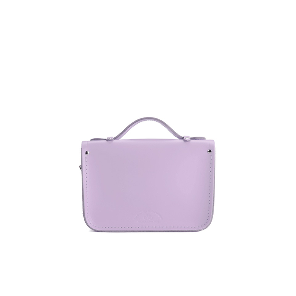 3bf7935e7a The Cambridge Satchel Company Women s Mini Magnetic Satchel - Freesia  Purple  Image 4