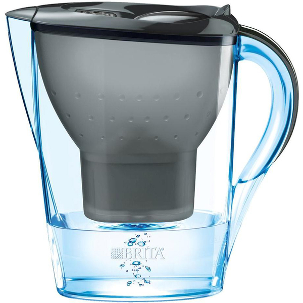 brita marella cool water filter jug graphite 2 4l homeware. Black Bedroom Furniture Sets. Home Design Ideas