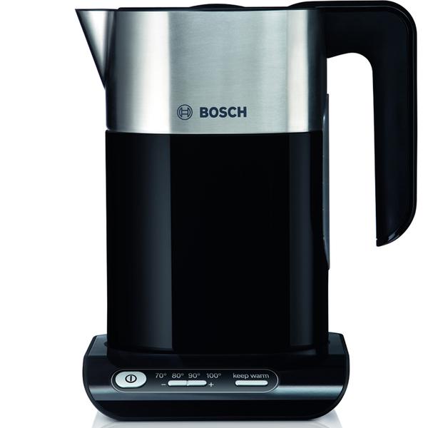 bosch twk8633gb styline collection kettle black homeware. Black Bedroom Furniture Sets. Home Design Ideas