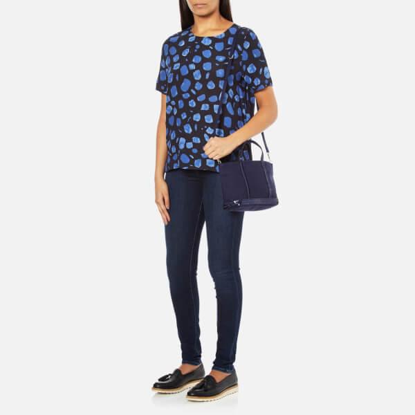 9cab920561 Vanessa Bruno Athe Women's Cabas Baby Tote Bag - Indigo: Image 1