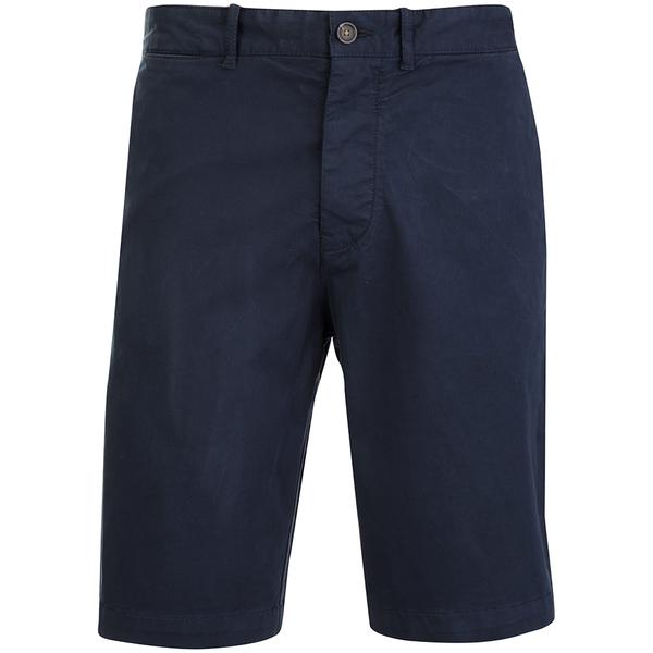 Edwin Men's Rail Chino Shorts - Navy