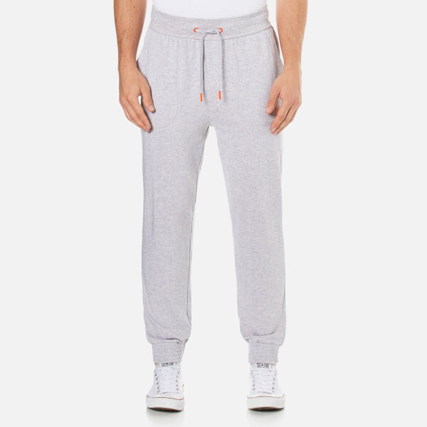 17f965c5b BOSS Hugo Boss Men's Cuffed Sweat Pants - Grey Mens Clothing ...