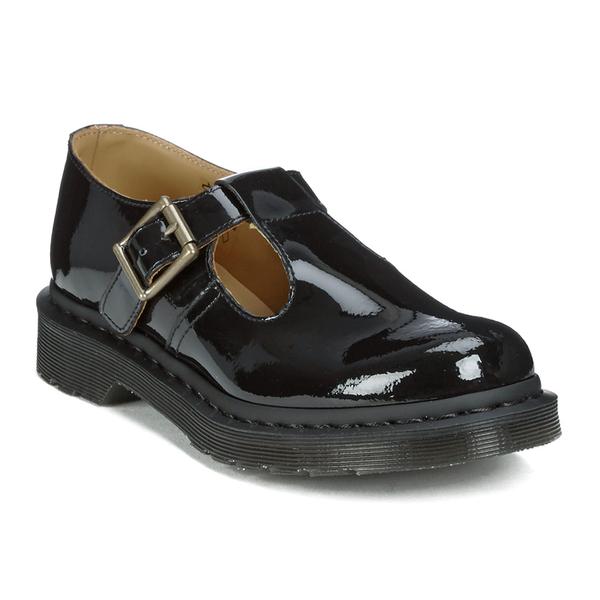 Womens Flat T Bar Shoes