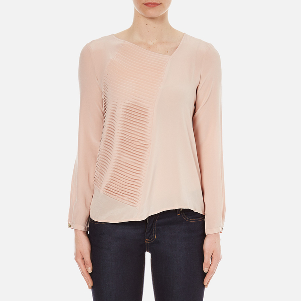 BOSS Orange Women's Concerts Top - Bright Pink
