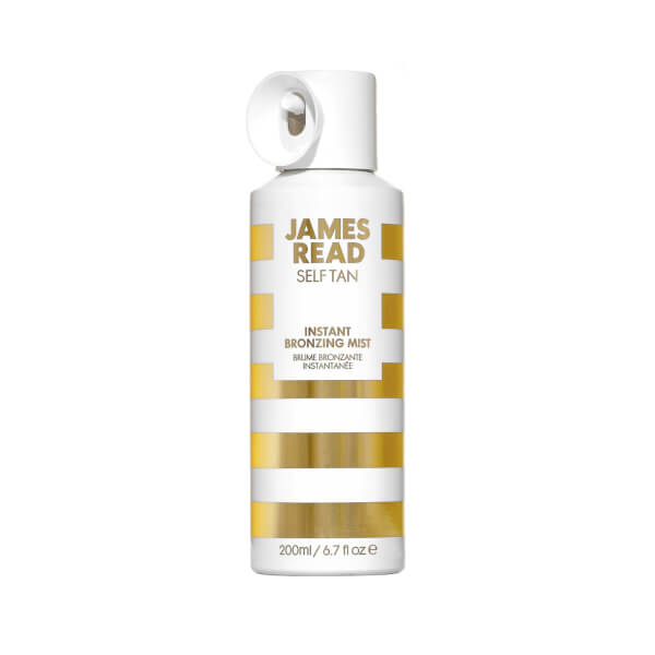 Brume autobronzante instantanée James Read 200 ml