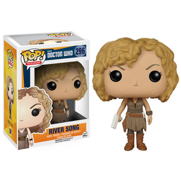Doctor Who River Song Pop! Vinyl Figure