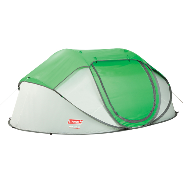 Coleman Galiano 4 Fast Pitch Pop-Up Tent (4 Person) - Green
