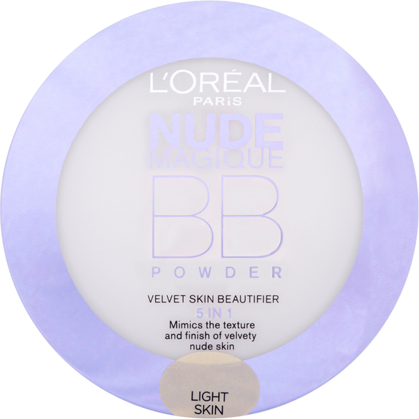 L'Oréal Paris Nude Magique BB Powder - Light