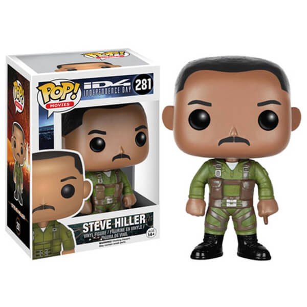 Independence Day Steve Hiller Pop! Vinyl Figure