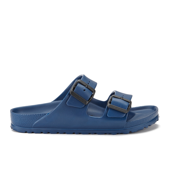 Birkenstock Women's Arizona Slim Fit Double Strap Sandals - Navy
