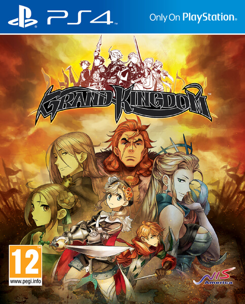 Image result for grand kingdom ps4