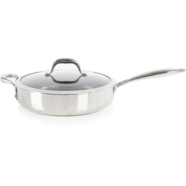 Morphy Richards Pots And Pans: Morphy Richards 79807 Pro Tri Saute Pan
