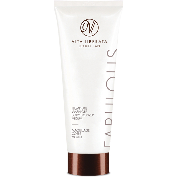 Vita Liberata Fabulous Illuminate Wash Off Body Bronzer 100 ml