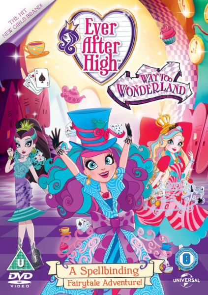 Ever After High - Way Too Wonderland: Season Set/True Hearts Day
