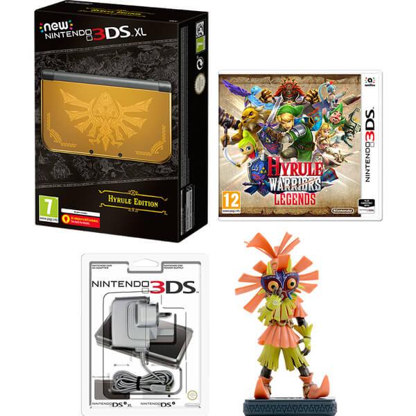 New Nintendo 3DS XL Hyrule Edition Warriors