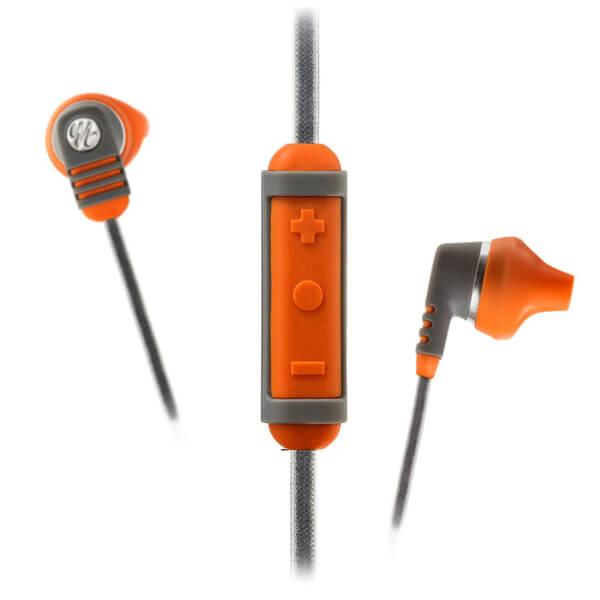 Yurbuds earphones - beats earphones orange blue