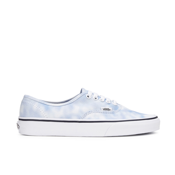 Vans Women's Authentic Tie Dye Trainers - Palace Blue