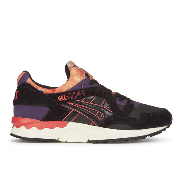 Asics Gel-Lyte V 'Storm Pack' Trainers - Black/Black