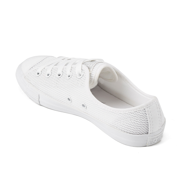 Converse Women s Chuck Taylor All Star Dainty Spring Mesh Trainers - White   Image 4 ce9ab6fbc
