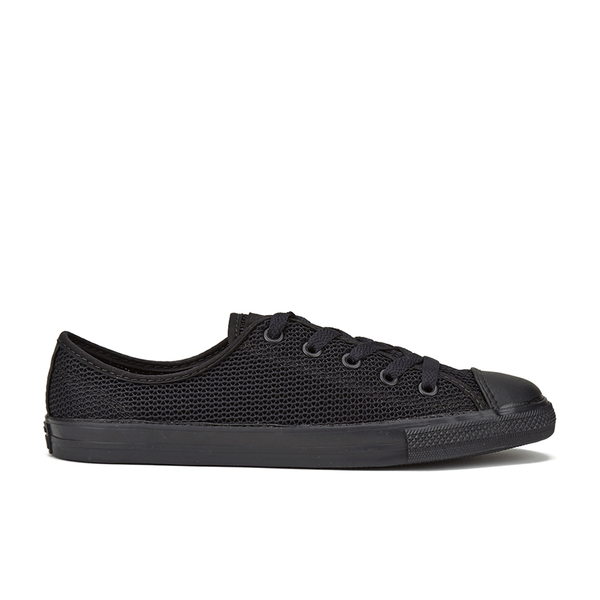 Converse Women's Chuck Taylor All Star Dainty Spring Mesh Trainers - Black