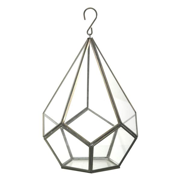 Parlane Hanging Glass Terrarium