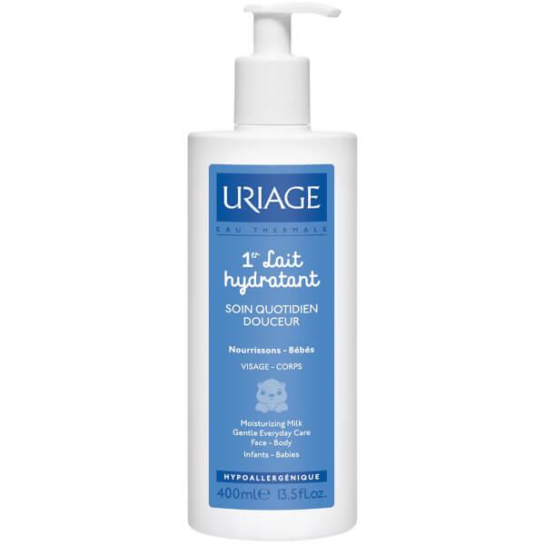 Leche Hidratante Uriage 1er Lait Hydratant (400ml)
