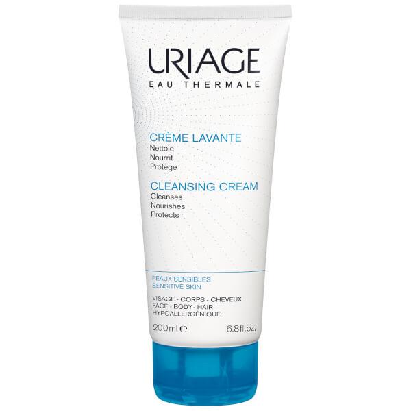 Uriage Crème Lavante Soap Free Cleansing Cream 200ml