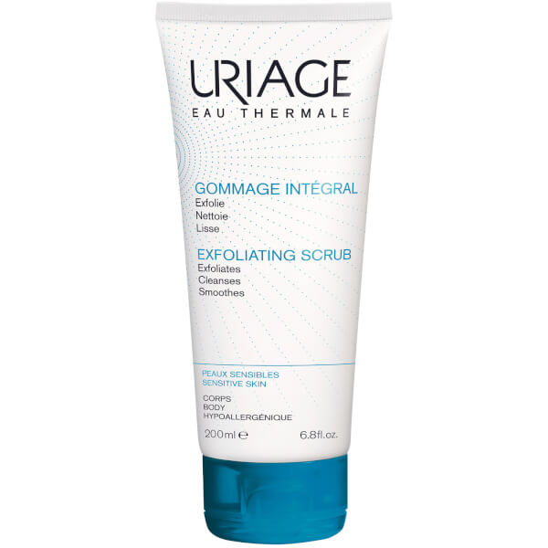 Crema Exfoliante Uriage (200ml)