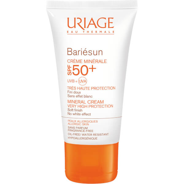 Uriage Bariésun Mineral Sun Cream SPF50+ (50ml)