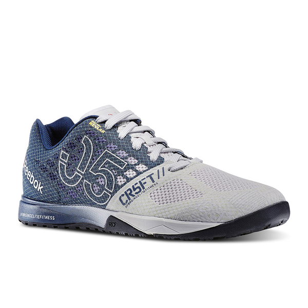 Buy Reebok Men s Crossfit Nano 5.0 Trainers – Flat Grey  8260fd39f