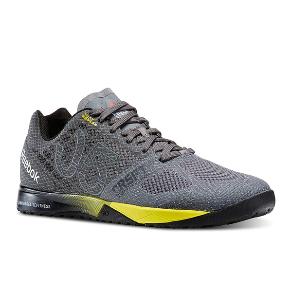 Buy Reebok Men s Crossfit Nano 5.0 Trainers – Shark Grey  832c3e46c